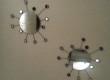 Słoneczne lustra na piętrze