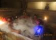 Fantastyczna zabawa w SPA cudo domki w Mrozach
