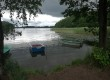Jezioro Sawinda - 80 metrów od domku