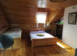 Sypialnia 6 osobowa z dużym zadaszonym tarasem - góra